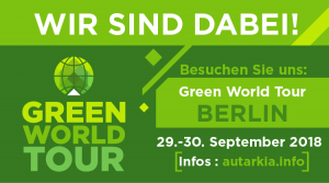 MINDFUL BWL Green World Tour Berlin Messe 2018